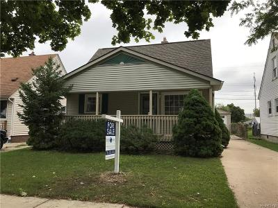 Trenton Single Family Home For Sale: 359 Cleveland Street