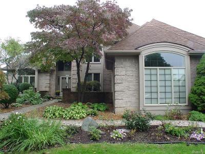 Single Family Home For Sale: 10784 Wellington Court