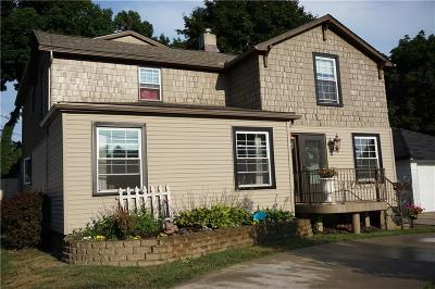Oxford, Oxford Twp, Oxford Vlg Single Family Home For Sale: 9 Pontiac Street