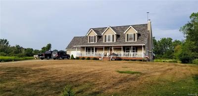 Brandon Twp Single Family Home For Sale: 1701 S Sashabaw Road