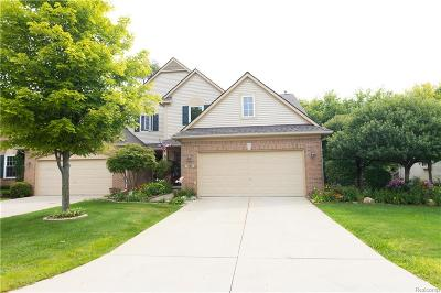White Lake Condo/Townhouse For Sale: 1385 Waverly Drive