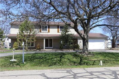 West Bloomfield, West Bloomfield Twp Single Family Home For Sale: 5538 Castleton Drive