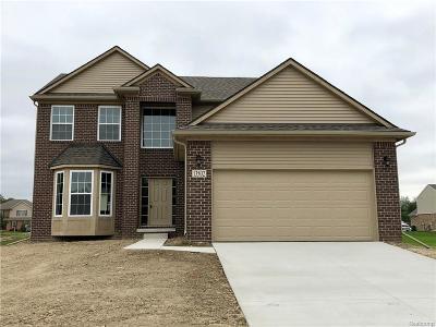 Van Buren Twp Single Family Home For Sale: 13502 Stamford Road