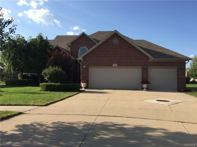 Macomb Twp Single Family Home For Sale: 18371 London Drive