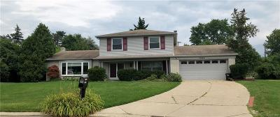 Farmington Hills Single Family Home For Sale: 27464 E Skye Drive