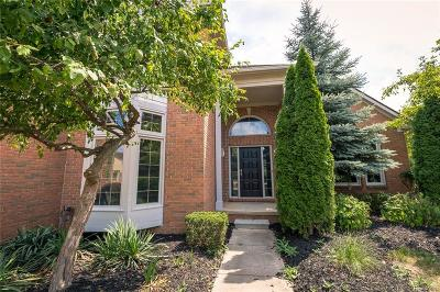 West Bloomfield Twp Single Family Home For Sale: 6741 Queen Anne Drive