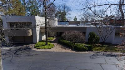 Single Family Home For Sale: 3897 Lakeland Lane