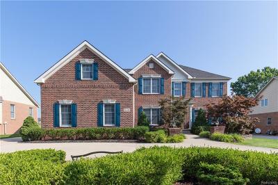 Northville Twp Single Family Home For Sale: 46340 Pinehurst Drive