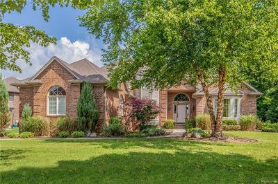 Washington Twp Single Family Home For Sale: 7427 Brunswick Crt