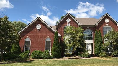 Commerce Single Family Home For Sale: 5097 Birkdale Drive