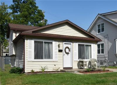 Berkley Single Family Home For Sale: 3851 Buckingham Avenue