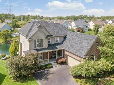 Oxford Single Family Home For Sale: 840 Island Lake Drive