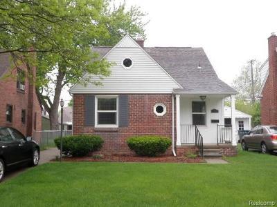 Dearborn Single Family Home For Sale: 1755 N Lafayette Street