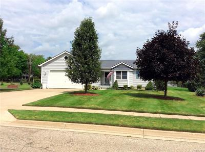 Linden Single Family Home Sold: 1293 Meadow Green Lane