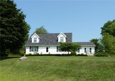 Lyon Twp Single Family Home For Sale: 58720 Costly Lane