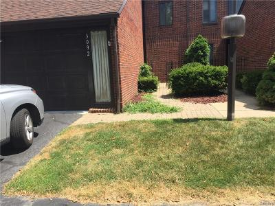 Dearborn Condo/Townhouse For Sale: 3092 Lindenwood Drive #74