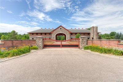 Single Family Home For Sale: 7979 N Territorial Road