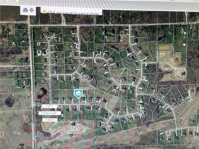 Novi Residential Lots & Land For Sale: Park Place Drive