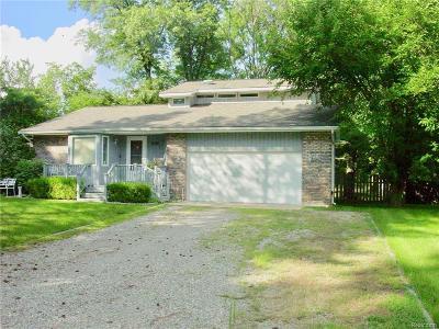 White Lake Single Family Home For Sale: 1145 Union Lake Road