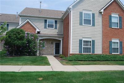 Shelby Twp Condo/Townhouse For Sale: 2113 Marissa Way #99