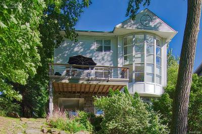 Single Family Home For Sale: 1759 Ridge Road