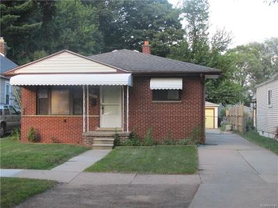 Single Family Home Sold: 27856 Lenox