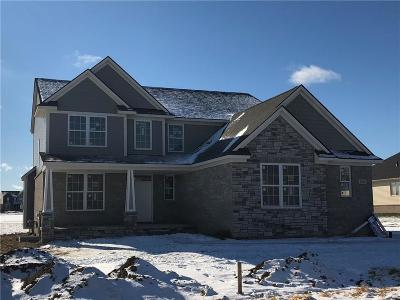 Oxford Single Family Home For Sale: 1491 Glass Lake Circle