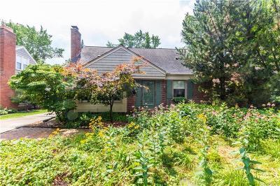 Huntington Woods Single Family Home For Sale: 10855 Kingston Avenue