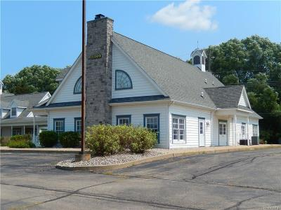 Commercial Lease For Lease: 2287 S Milford Road N