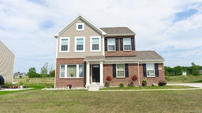 Grand Blanc Single Family Home For Sale: 7025 Marigold Drive