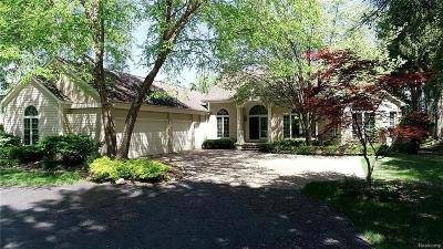 Single Family Home For Sale: 2312 Private Drive