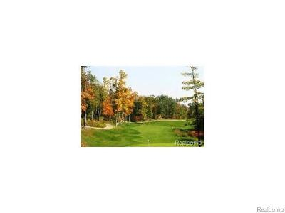 Addison Twp Residential Lots & Land For Sale: 854 Hemlock Drive