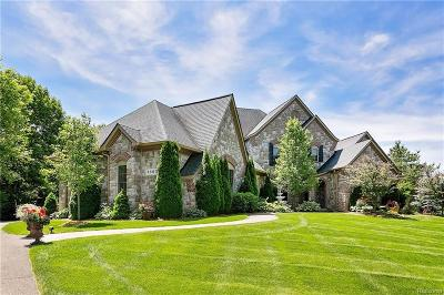 Milford Twp Single Family Home For Sale: 1367 General Motors Road