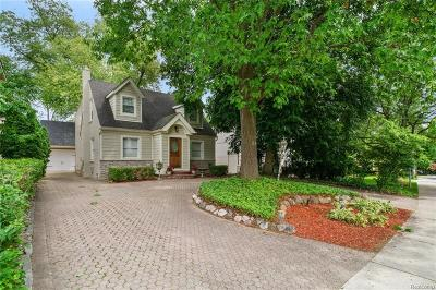 Birmingham Single Family Home For Sale: 232 Baldwin Road