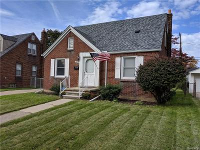 Dearborn Single Family Home For Sale: 3304 Willow Street