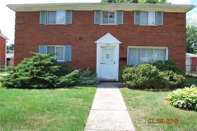 Livonia, Farmington, Farmington Hills, Northville Twp, Novi Single Family Home For Sale: 19411 Osmus Street