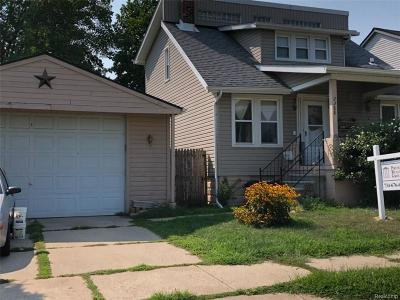 Wyandotte Single Family Home For Sale: 2288 7th Street