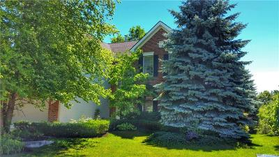 South Lyon MI Single Family Home For Sale: $359,000