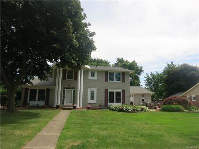 Farmington Single Family Home For Sale: 35227 Oakland Street
