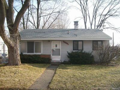 Oak Park Single Family Home For Sale: 21900 Coolidge Highway