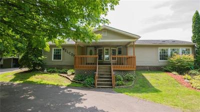 White Lake Single Family Home For Sale: 4210 White Lake Road