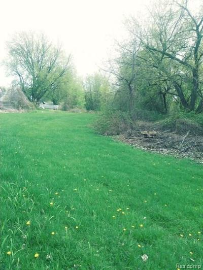 Harrison Twp Residential Lots & Land For Sale: Lot 269 Father Street