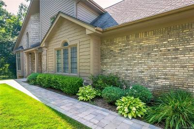 Bloomfield Twp Condo/Townhouse For Sale: 4957 Bloomfield Ridge #3