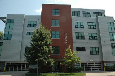 Royal Oak Condo/Townhouse For Sale: 100 N Center Street #202
