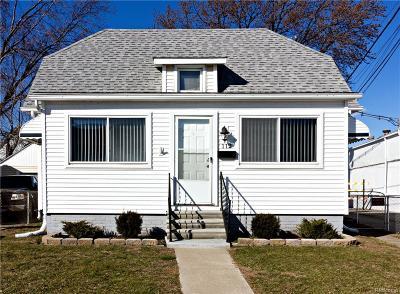 Wyandotte Single Family Home For Sale: 112 Bennett Street
