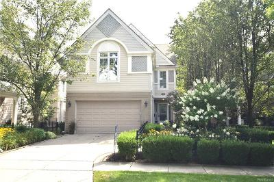 Birmingham MI Single Family Home For Sale: $949,000