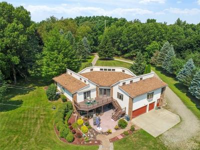 Oakland County Single Family Home For Sale: 2815 Pearson Road
