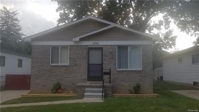 Warren, Eastpointe, Roseville, St Clair Shores Single Family Home For Sale: 23743 Columbus Avenue