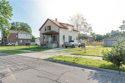 Dearborn Single Family Home For Sale: 7834 Yinger Avenue