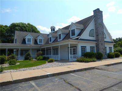 Commercial Lease For Lease: 2287 S Milford Road S #1
